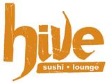 HIVE SUSHI LOUNGE Logo