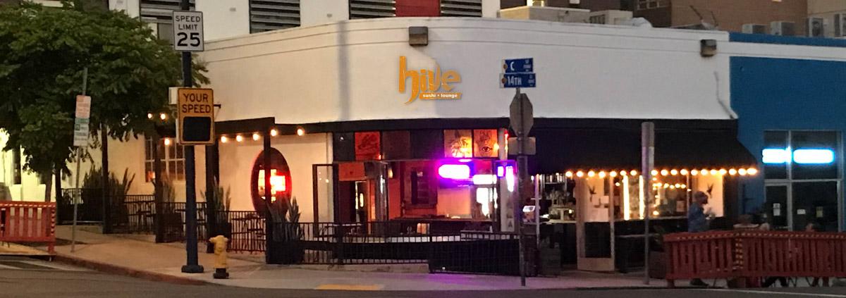 Hive Sushi Lounge